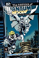 Q2: The Return of Quantum and Woody: Deluxe Edition (Q2: The Return of Quantum and Woody (2014)) Kindle Edition