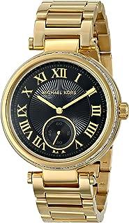 Women's MK5989 - Skylar Gold/Black Watch
