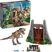 LEGO Jurassic World Jurassic Park: T. rex Rampage 75936 Building Kit (3120 Pieces)