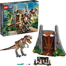 Best LEGO Jurassic World Jurassic Park: T. rex Rampage 75936 Building Kit, New 2020 (3120 Pieces) Review