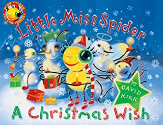 Little Miss Spider: A Christmas Wish: 25th Anniversary Edition