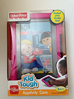 Fisher-Price Apptivity ?;ぬ妆;つ?Kindle Fire! (粉色)(不适合 HD 型号)