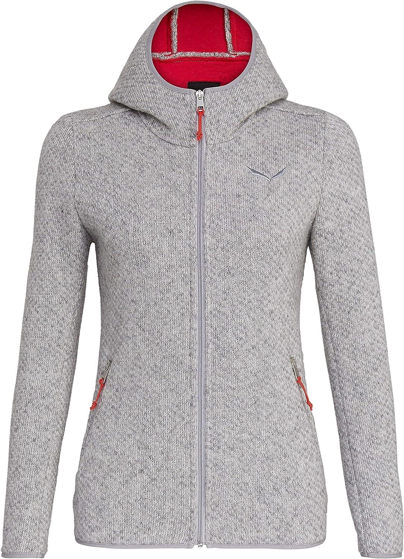 Salewa Damen Woolen Sweatshirt