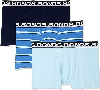 Bonds Men's Everyday Trunk (3 Pack)