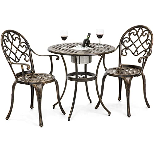 Cool Bistro Tables Sets Amazon Com Home Remodeling Inspirations Cosmcuboardxyz