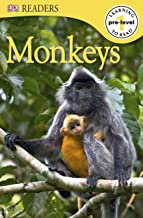 Monkeys (DK Readers Pre-Level 1)
