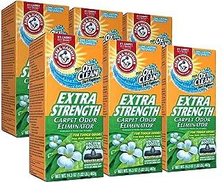 New 361970 Arm Hammer Extra Strengh 16.3Z Carpet Odor Eliminator (6-Pack) Laundry Detergent Cheap Wholesale Discount Bulk ...