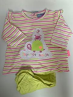 Yatsi 4023- Conjunto dos piezas para tu Bebé. Recién Nacido.Talla 1 mes