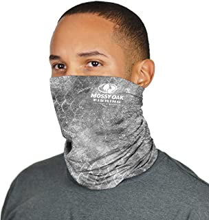 Mission Cooling Neck Gaiter 12+ Ways To Wears, Face Mask, UPF 50, Cools when Wet- Mossy Oak