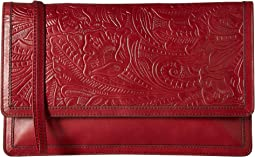 Embossed Logan Berry