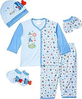 Tollyjoy Gifts Set, Fish, 5 ct
