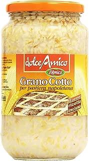 Fratelli D'Amico Cooked Wheat Grain - 20.5 oz