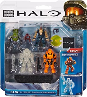 Mega Bloks, Halo, Spartan IV Battle Pack II (97208)