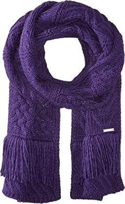 MICHAEL Michael Kors Cable Patchwork Muffler