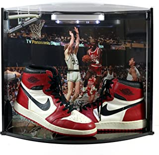 52afdd0a9838 MICHAEL JORDAN GAME USED WORN SIGNED CHICAGO BULLS NIKE AIR JORDAN ONE SHOES  PSA JSA HERITAGE