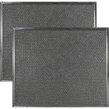 American Metal Filter AMRHF0610 Washable OEM Grease Filter for Broan Jenn Air and Whirlpool