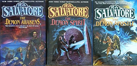 DemonWars Trilogy Books 1-3: The Demon Awakens; The Demon Spirit; The Demon Apostle