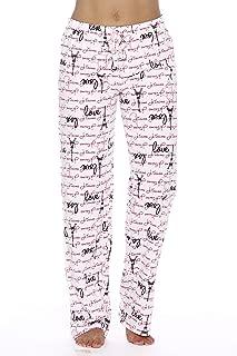 100% Cotton Jersey Knit Women Pajama Pants/Sleepwear