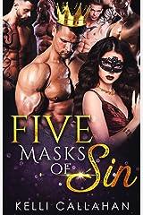 Five Masks of Sin: Reverse Harem Romance (Haremworld Book 5) Kindle Edition