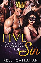 Five Masks of Sin: Reverse Harem Romance (Haremworld Book 5)