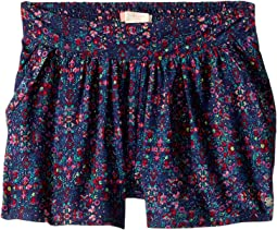 Roxy Kids - Wreath of Daisies Shorts (Big Kids)