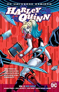 Harley Quinn Volume 3: Red Meat (Rebirth)