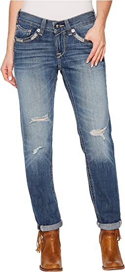 Ariat - Boyfriend Carrie Jeans in Babylon