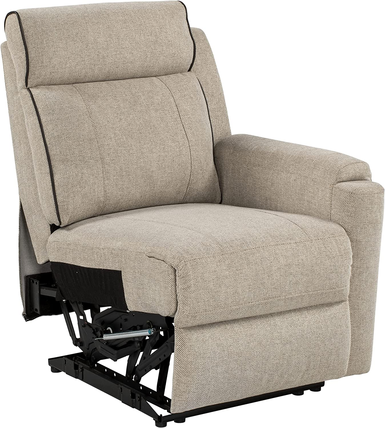 THOMAS PAYNE Heritage Series Theater Seating Collection Left Hand Recliner for 5th Wheel RVs, Travel Trailers and Motorhomes