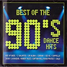 Best 90s dance artists Reviews