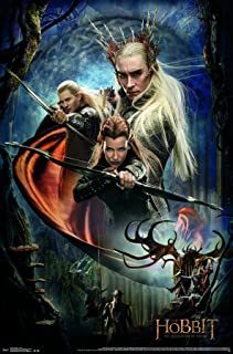 Trends International The Hobbit 2 Group Wall Poster 22.375
