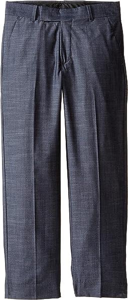 Cross Hatch Slub Pants (Big Kids)