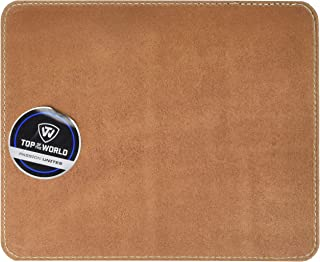 Naniwa Leather Tochigi Leather Mouse Pad