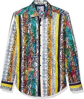 Robert Graham Men's Sunset Strip L/S Woven Shirt