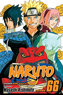 Naruto, Vol. 66: The New Three (Naruto Graphic Novel)