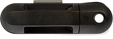 Dorman 80651 Front Passenger Side Exterior Door Handle for Select Ford Models Black