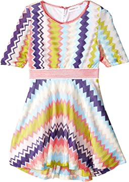 Missoni Kids - Multiline Dress (Toddler/Little Kids)