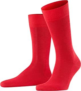 FALKE Cosyshoe Chaussettes Homme,Rouge 45-46 barolo