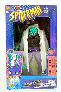 The Lizard Action Figure - Deluxe edition - Spider-Man - Marvel - Toy Biz - 10