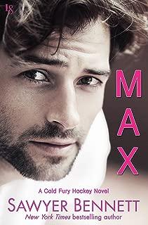 Max: A Cold Fury Hockey Novel (Carolina Cold Fury Hockey Book 6)