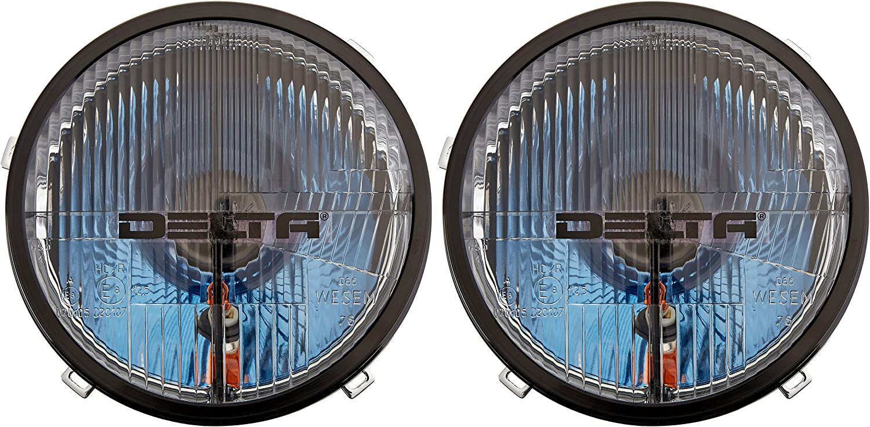 AL完売しました。 Delta Lights 01-1199-50XB Quad-Bar 送料無料お手入れ要らず 7