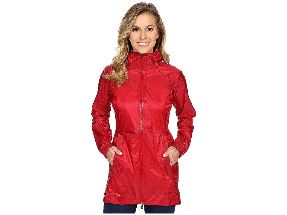 Outdoor Research Helium Traveler Jacket (Scarlet) Women