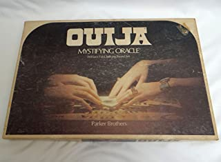 Ouija Mystifying Oracle William Fuld Talking Board Set 1972 Edition by Parker Brothers