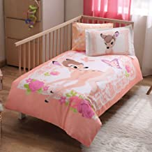 bambi crib bedding
