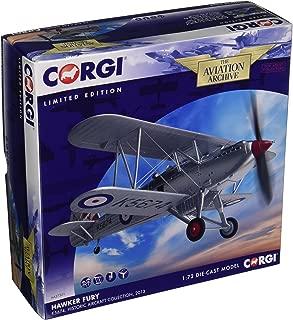 Corgi Boys Hawker Fury K5674 Historic Aircraft Collection 2013 1:72 Aviation Archive Diecast Replica AA27301 Vehicle