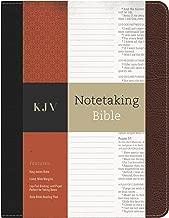 note taking bible kjv
