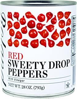 Roland Foods Red Sweety Drop Pepper, 28oz