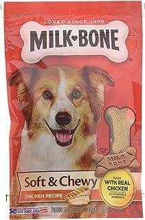 Milk-Bone Chewy Dog Treats, Chicken Recipe, 1 Count