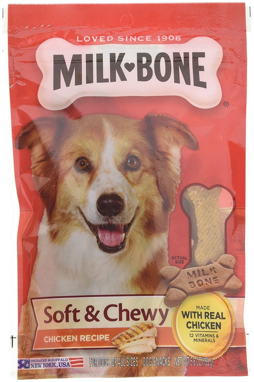 Milk-Bone Chewy Dog Be Arlington Mall super welcome Treats Recipe 1 Chicken Count