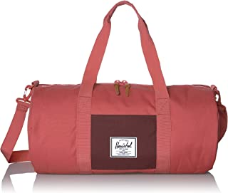 Sutton Mid-Volume Duffel Bag, Mineral Red/Plum, One Size