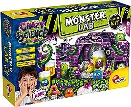 Lisciani Jeux SCIENTIFIQUES – Crazy Science – LE LABORATOIRE DES MONSTRES – EX77274 Monster's Laboratory